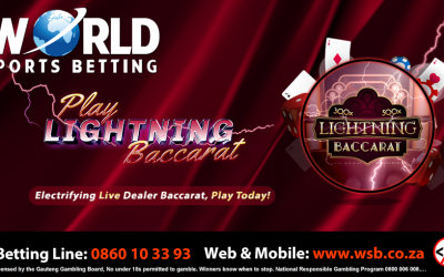 Introducing Lightning Baccarat