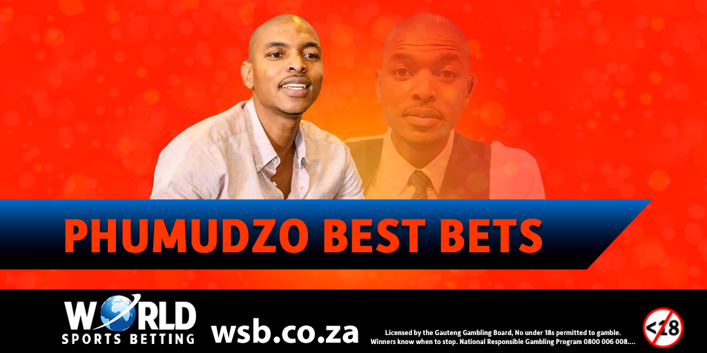 Phumudzo`s DStvPrem Best Bets, 9-11 April
