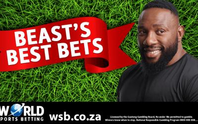 Beast`s Best Bets 4-6 June