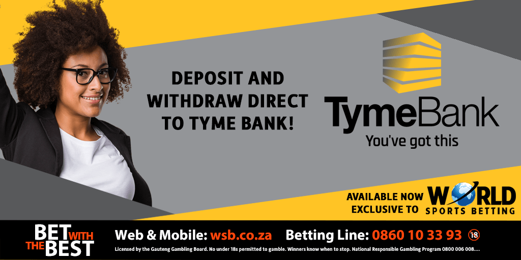 Tyme Bank Deposit & Withdrawals now available