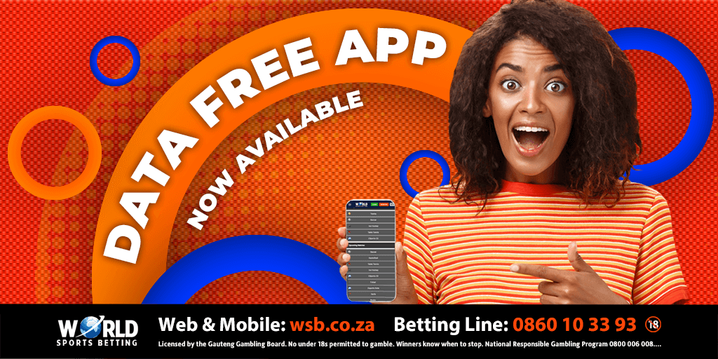 World Sports Betting Data Free App now available!