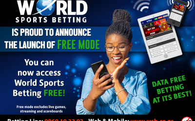 World Sports Betting, now available in Free Mode!
